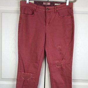 Vintage America Blues Pants Mineral Red 6/28